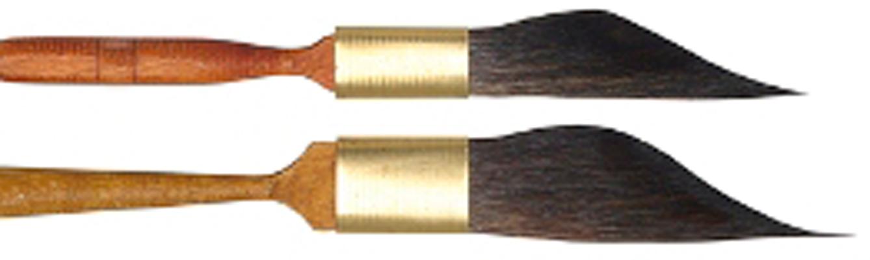 kolibri Pinsel Schwertschlepper Serie 526 DL Gr. 0. Bitte warten